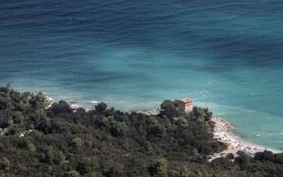 Alla scoperta di Portonovo:breve itinerario fotografico dei luoghi più iconici