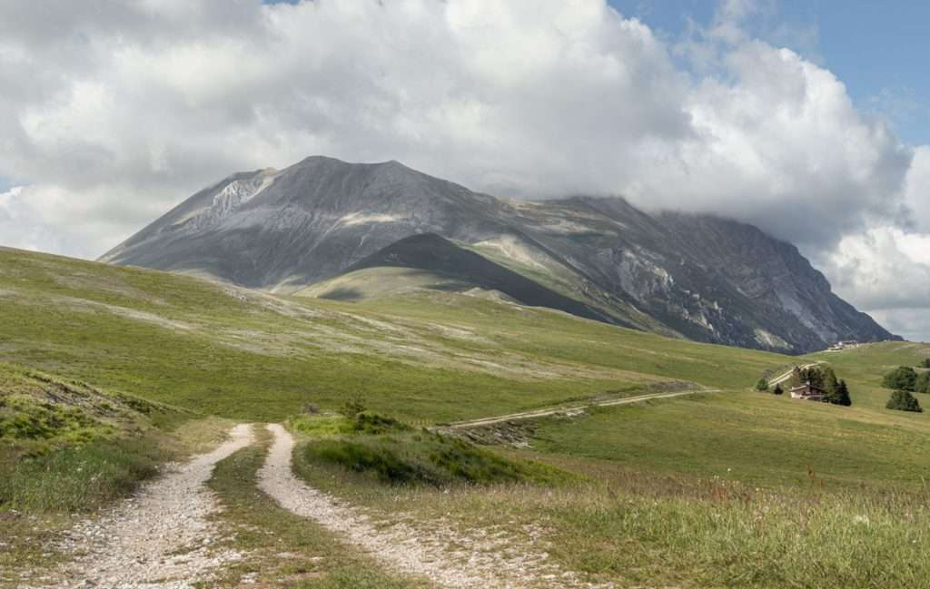 Monti Sibillini. Forca di Presta. Cosa fotografare a Forca dii Presta.