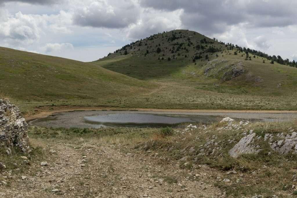 Lago Passaneta. Tour fotografico in Abruzzo.