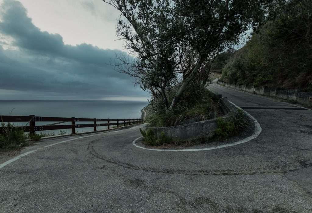 Il sentiero del Mare Fiorenzuola di Focara. Cosa vedere a Fiorenzuola di Focara.