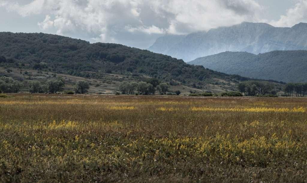 Itinerario fotografico nel Parco del Sirente e Velino