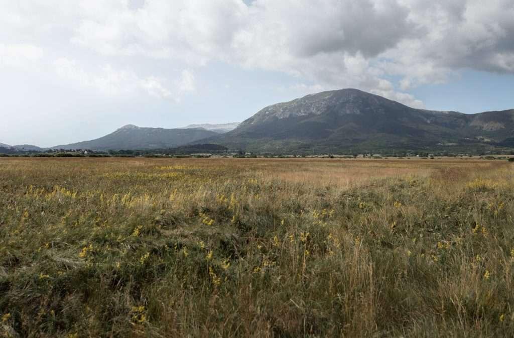 Itinerario fotografico nel Parco del Sirente e Velino.