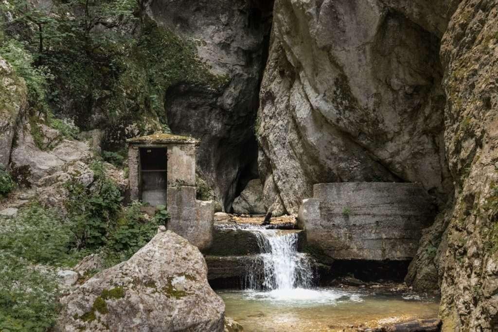 Itinerario alle gole dell'Infernaccio