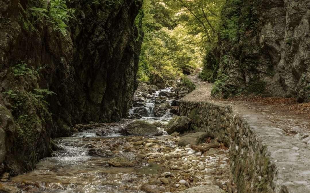 Itinerario alle Gole dell'Infernaccio: fotografando a passo lento