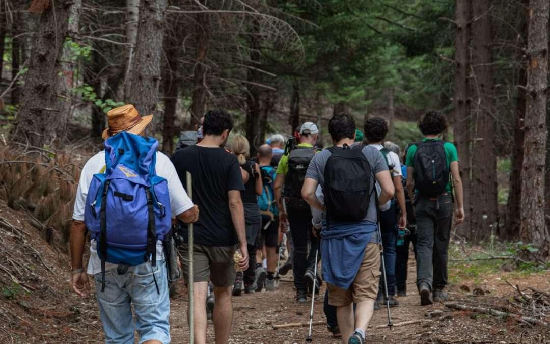 Arquata Potest:un trekking davvero speciale nelle terre colpite dal sisma