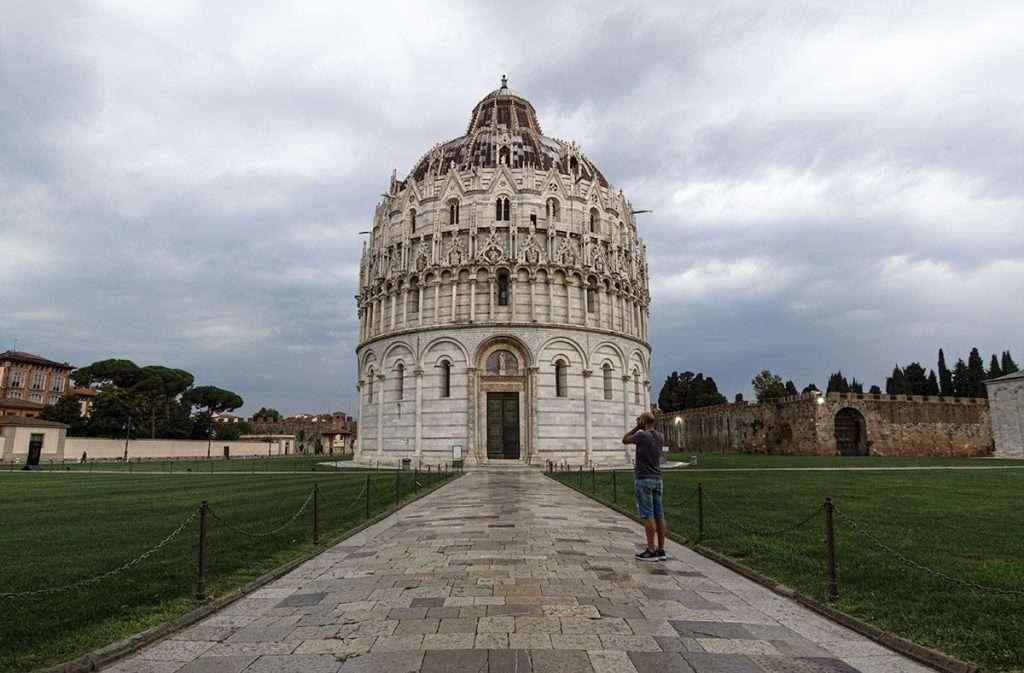 Alla scoperta di Pisa. Battistero