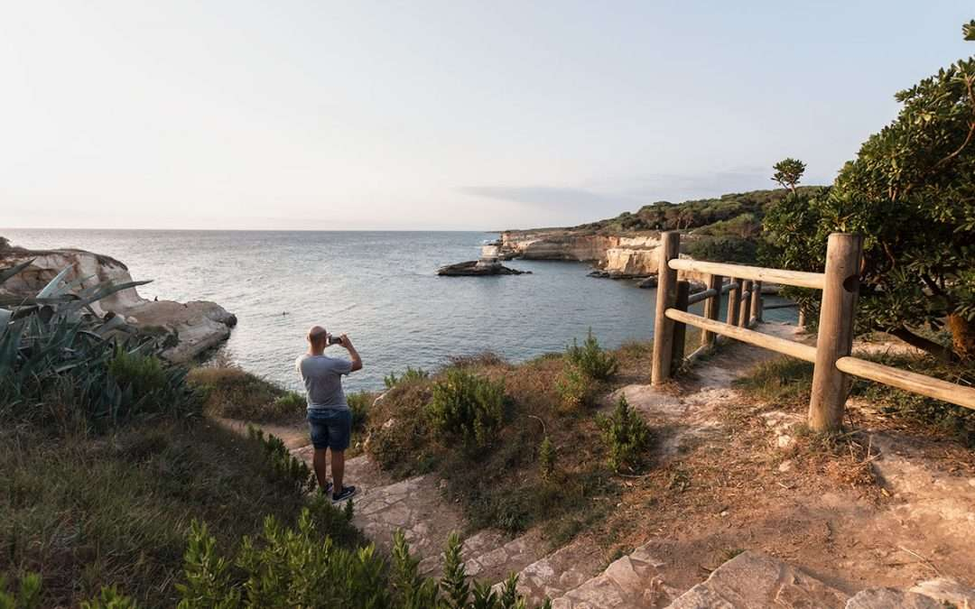 Viaggio in Salento:percorrendo la strada litoranea da Otranto a Gallipoli