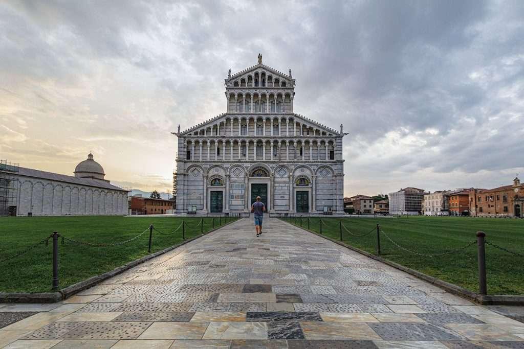 Alla scoperta di Pisa.