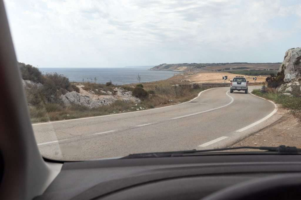 Itinerario fotografico in Puglia.