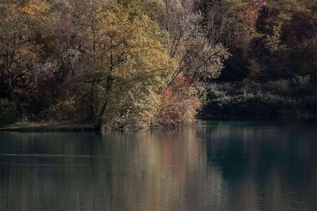 Escursione fotografica alla scoperta del lago di boccafornace