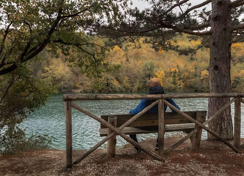 Un escursione fotografica alla scoperta del lago di boccafornace