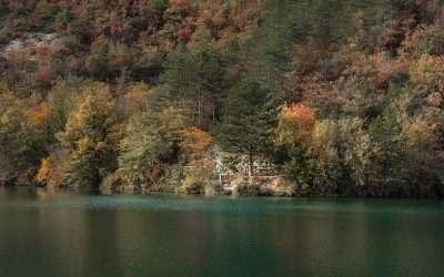 Escursione fotografica al piccolo e suggestivo Lago di Boccafornace