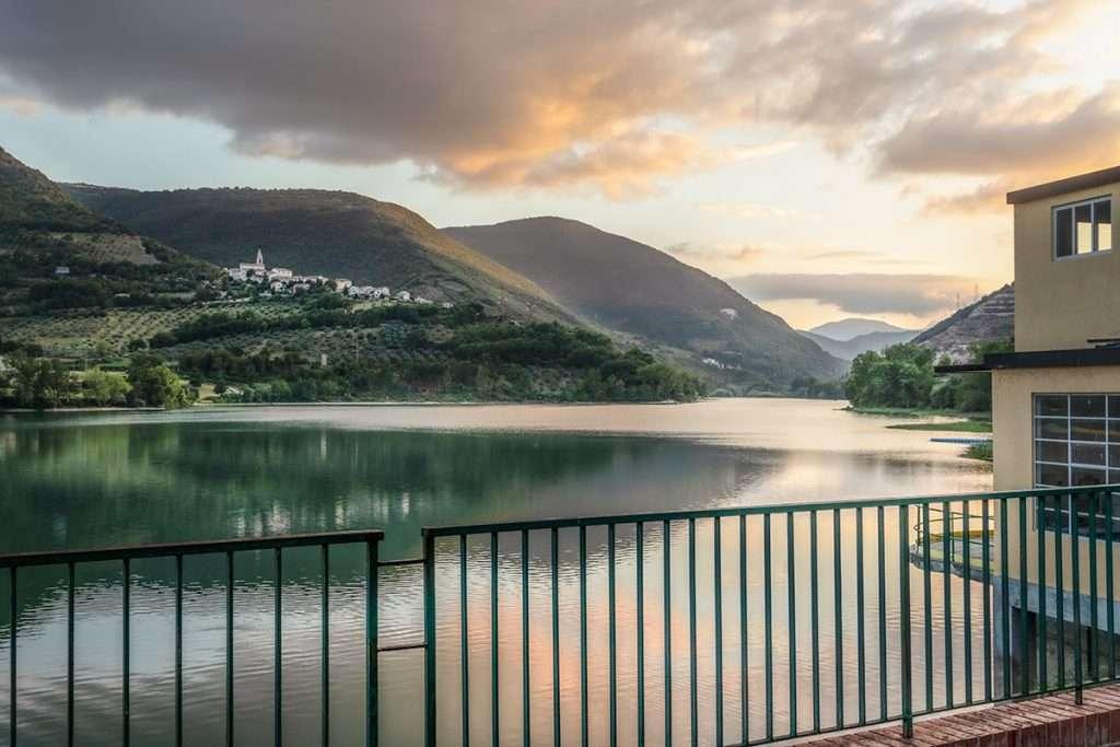 Lago di Caccamo