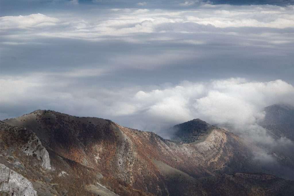 Panorama Monte Catria
