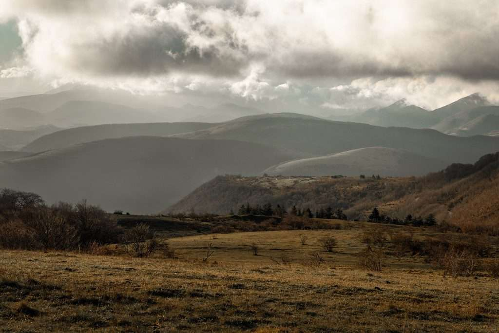 Trekking Monte Strega