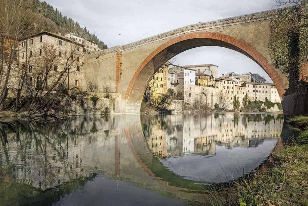 Il Ponte della Concordia Fossombrone