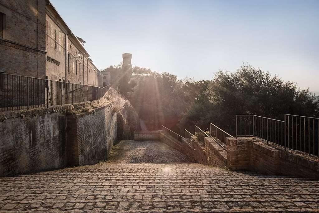 Via del Monastero
