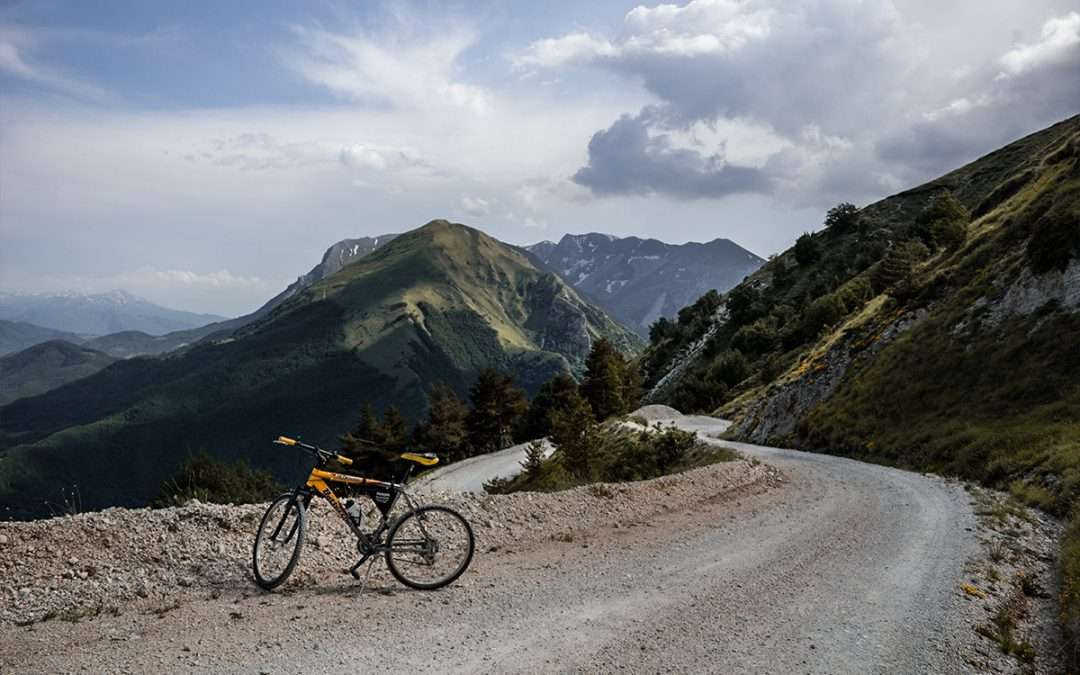 Mountain bike al Monte Sibilla: ecco il resoconto della mia esperienza