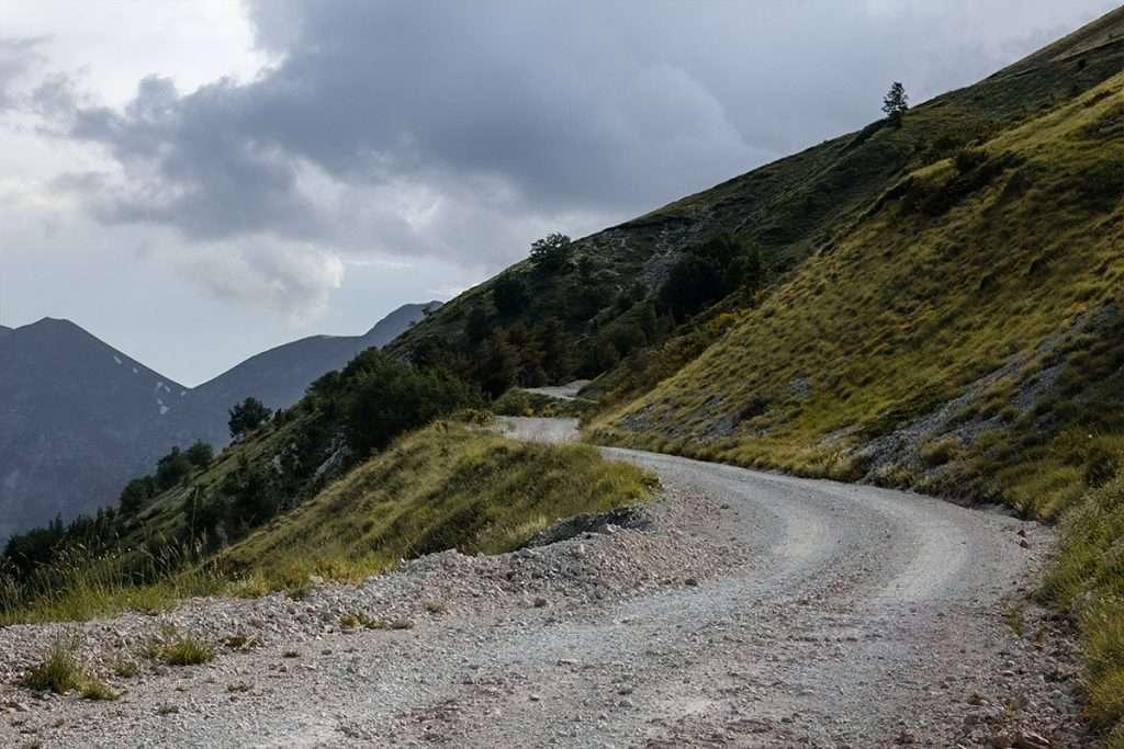 Monte Sibilla. Mountain Bike Monte Sibilla