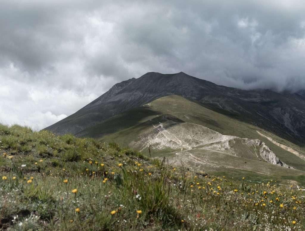 Monte Vettore. Forca di Presta.