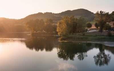 La mia esperienza fotografica al Lago di San Ruffino