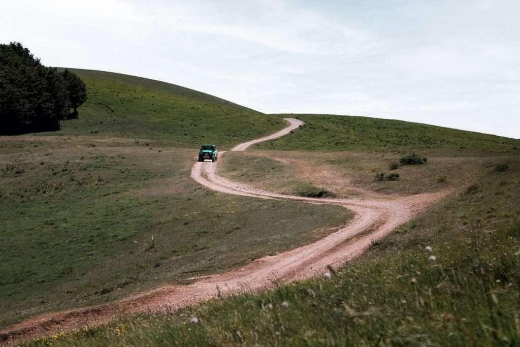 Escursione Pantani di Accumuli