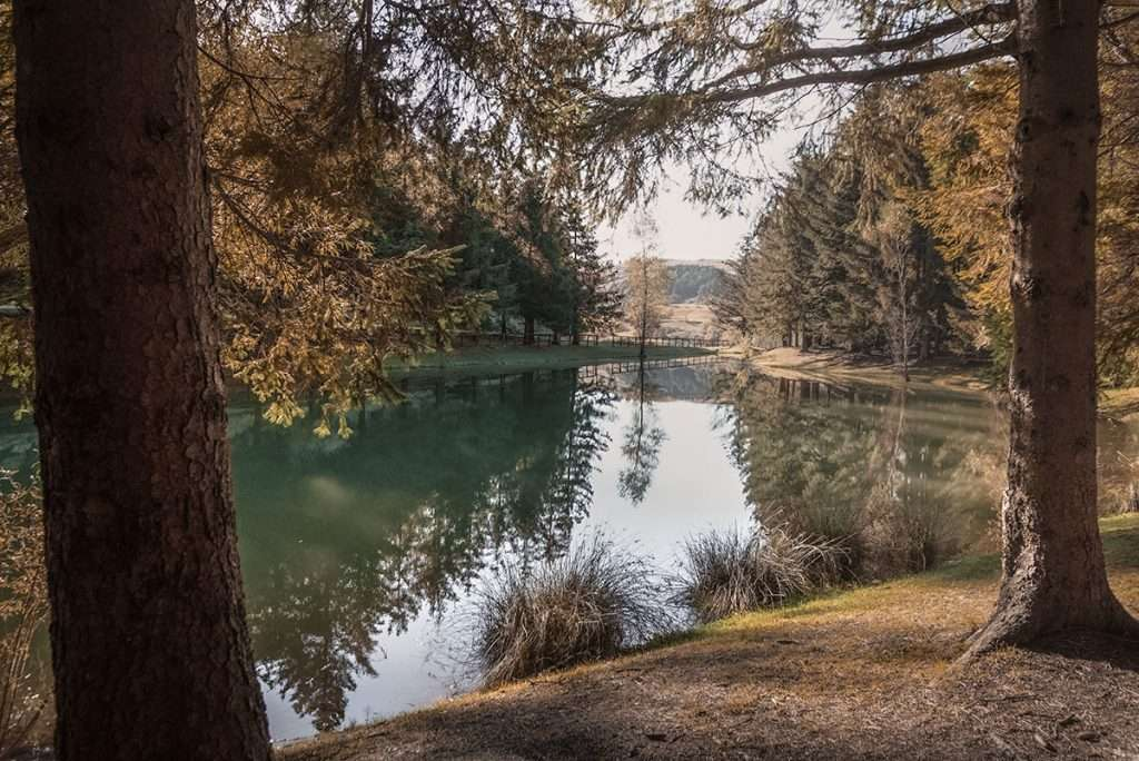 Lago di Monte Pietra Candella
