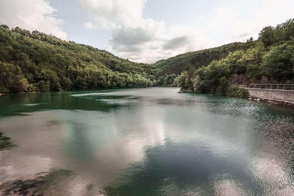 Escursione fotografica al lago di Boccafornace